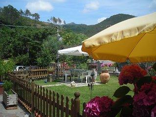 Friendly Sea HOlidays House garden, sun, relax, peaceful,  cod. 011012-LT-0012