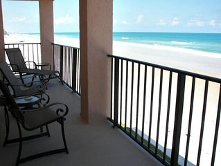Stunning, Beautiful Direct Oceanfront Beach Condo!! 7th NIght Free!