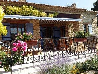 Le Mas de l'Aube, magnifique maison en Provence
