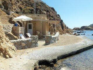 La famosa casetta 'Kaliva' di fronte al mare AMA 367546