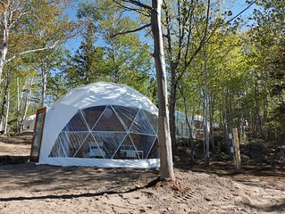 South Harbour Oasis GeoDome King suite lot 4
