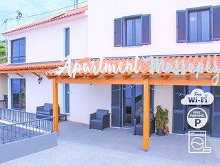 House Massapez | Ocean View | BBQ | Terrace | Free WIFI | Family Retreat