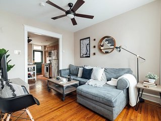Stylish 4 BR in Heart of Northern Liberties with Back Patio and the Best Beds