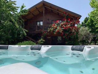 Villa a Morano Calabro con 4 camere da letto e 8 posti letto