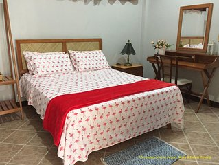 The Private and Comfortable Guestroom