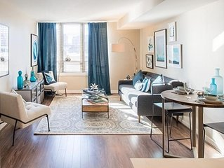 Pet-Friendly Condo near DC w/ Complex Fitness Pool & 24 hr Security
