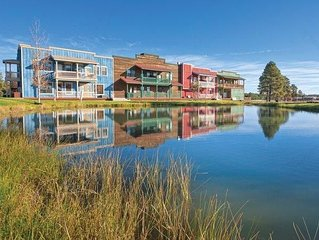 Overgaard, AZ: 2BR Fireplace & Grill, Pools & Activities, Apache Forest- 8.3 Mi.