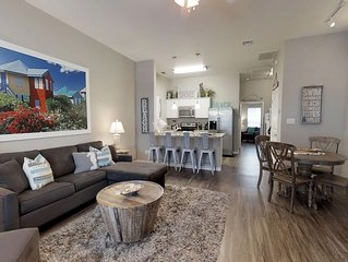 NEW LISTING!  All New 1BR/1BA Walking Distance to Beach and Packery Channel