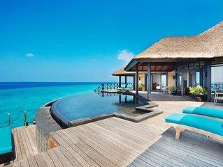JA Manafaru - Grand Water 2 Bedroom with Private Pool