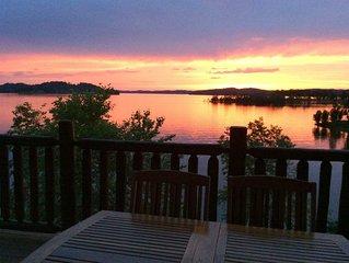 Sunset Lake Cabin ( 3 Bedroom cabin )