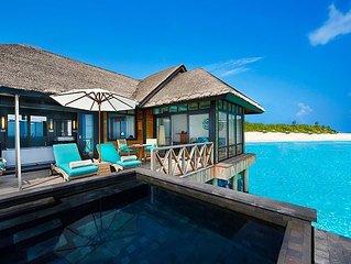 JA Manafaru - Sunset Water Villa with Infinity Pool