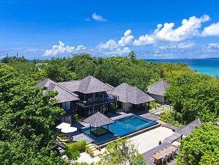 JA Manafaru - Royal Residence with Three Bedrooms