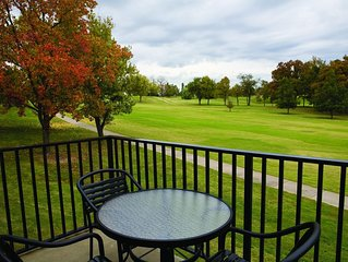 Family-Friendly Condo w/ Nearby State Park & River, Full Kitchen & Resort Pool