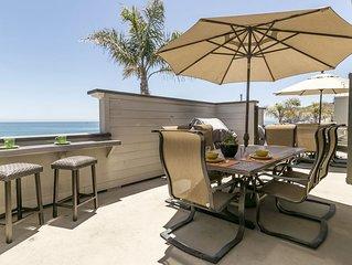 Ocean Front Luxury Above Avila Beach Landmark