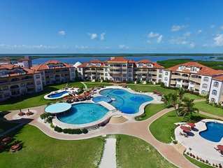 Luxury Caribbean condo at Belize's #1 resort - GRAND CARIBE