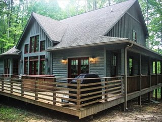 Erskine House at the New River Gorge, Luxury Living on the Gorge