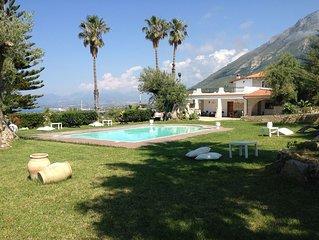 Villa Consiglio - Splendida villa con piscina privata nel cuore del Mediterraneo