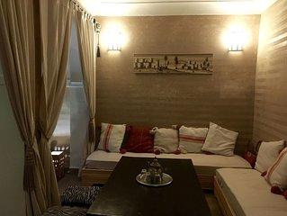 Charmant Riad 'Dar Jawd ' 3 chambres exclusivité, petits déjeuners inclus.