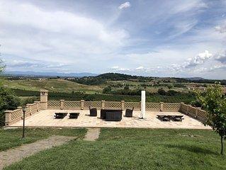 Villa Margot Sutri a due passi dal golf!