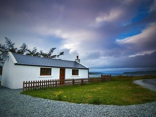 Romantic Cottage In A Waterfront Setting With Unspoilt Views