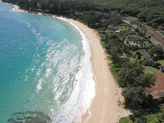 Paradise Beachfront Private Estate, $15,000 PER MONTH (LEGAL TVU)