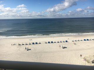 A++  Tradewinds  Direct  Gulf Front Condo!  2BR/2BA, Free Wifi! Great Rates!!