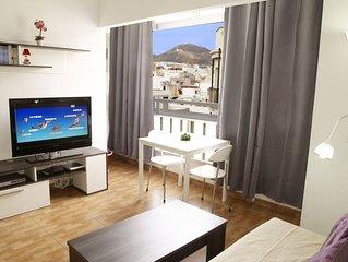 Apartamento en Playa de las Canteras en Las Palmas de Gran Canaria