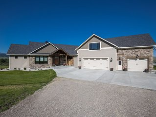 Superb Location allowing you to enjoy many outdoor activities in Big Sky Country