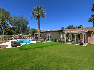 Minutes from Old Town Scottsdale - Great floorpan & Sleeping Flexibility