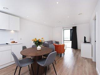 Beautiful modern 1BR flat in Birmingham - near to Brindleyplace