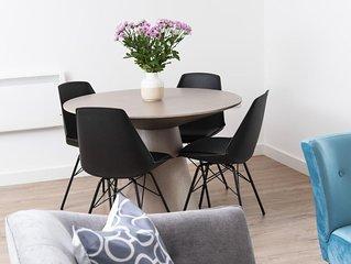 Beautiful 2BR Apartment- Private, Fast WiFi