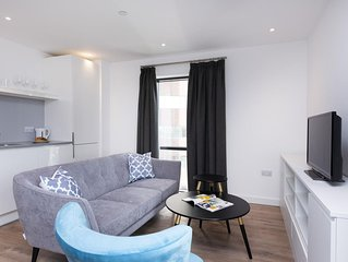Stunning Executive 1BR with Great Wifi