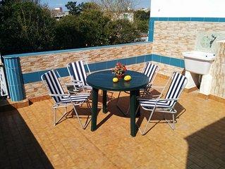Grazioso ed ampio appartamento di 76 m² con terrazza / solarium