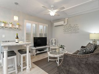 Small Space Beach Living! NEW 1BR Cottage 'HGTV Worthy' A+ Location!