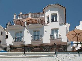 Frigilana Villa 5 bed with stunning views of Nerja