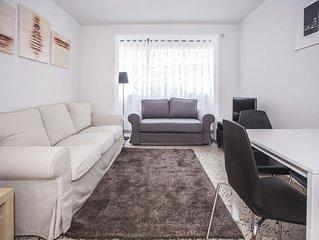 Apartamento para grupos