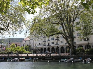 Large apartment for rent in Annecy Centre-Lac, Haute-Savoie (mountain region)