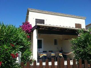 Superbe villa  Climatisee 6 Places, 150m de la plage, Costa Verde