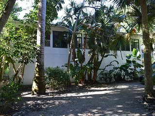 Captiva Villa- Village area pool home, short walk to beach, private street