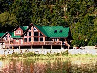 Elegant, Spacious 'Aspen' Cabin at Otter lake-Tulameen