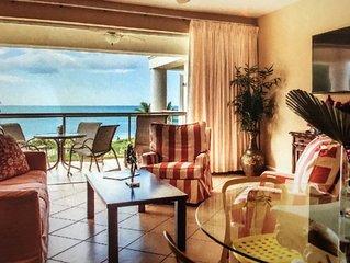 Luxury 2 Bedroom Condo With Breathtaking Views Of Grace Bay