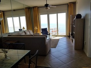 Perdido Key, Beach Front 2BR/2BA - Heated Pool - Great Views