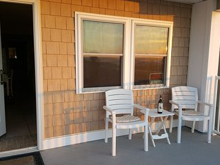 Ocean Front Condo  *End Unit*   Steps from the Beach,