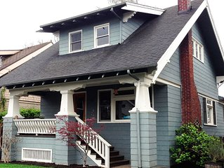 Hawthorne Craftsman home (entire home)