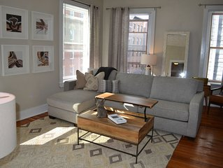 Beautiful, convenient 2BR/1BA in the North End