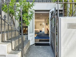 Urban Chic Terrace House in Paddington near Darlinghurst & Rushcutters Bay