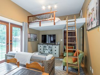 Centrally Located Charming and Cozy Suite