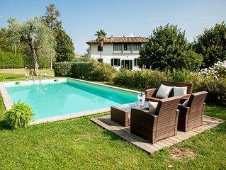 Villa Elizabeth Luxury with Pool