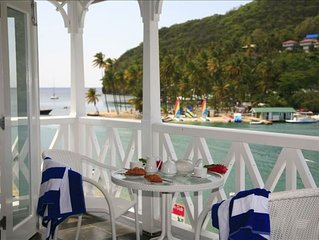 Gorgeous Apartment at the Water's Edge Marigot Bay, St Lucia