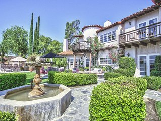 Spanish Colonial- Unparalleled views of the Palomar Mountains